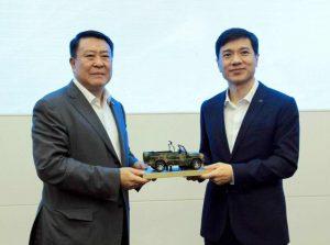 Baidu team up withChinese automaker BAIC