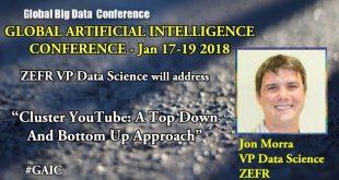 Global Artificial Intelligence Conference, Santa Clara