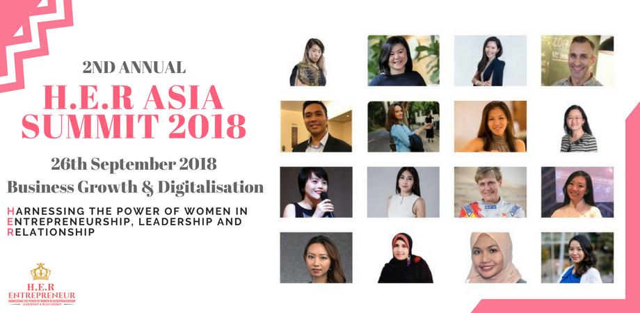H.E.R Asia Summit 2018