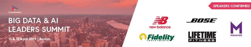Big Data and AI Leaders Summit Boston 2019
